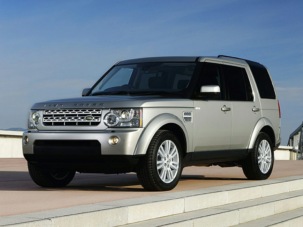 Pre-Owned 2013 Land Rover LR4 HSE