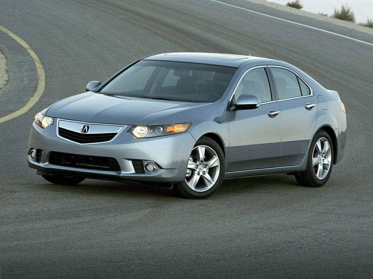 2014 Acura TSX 24 Gray Heated Front Sport SeatsPerforated Leather-Trimmed InteriorPremium AMFM