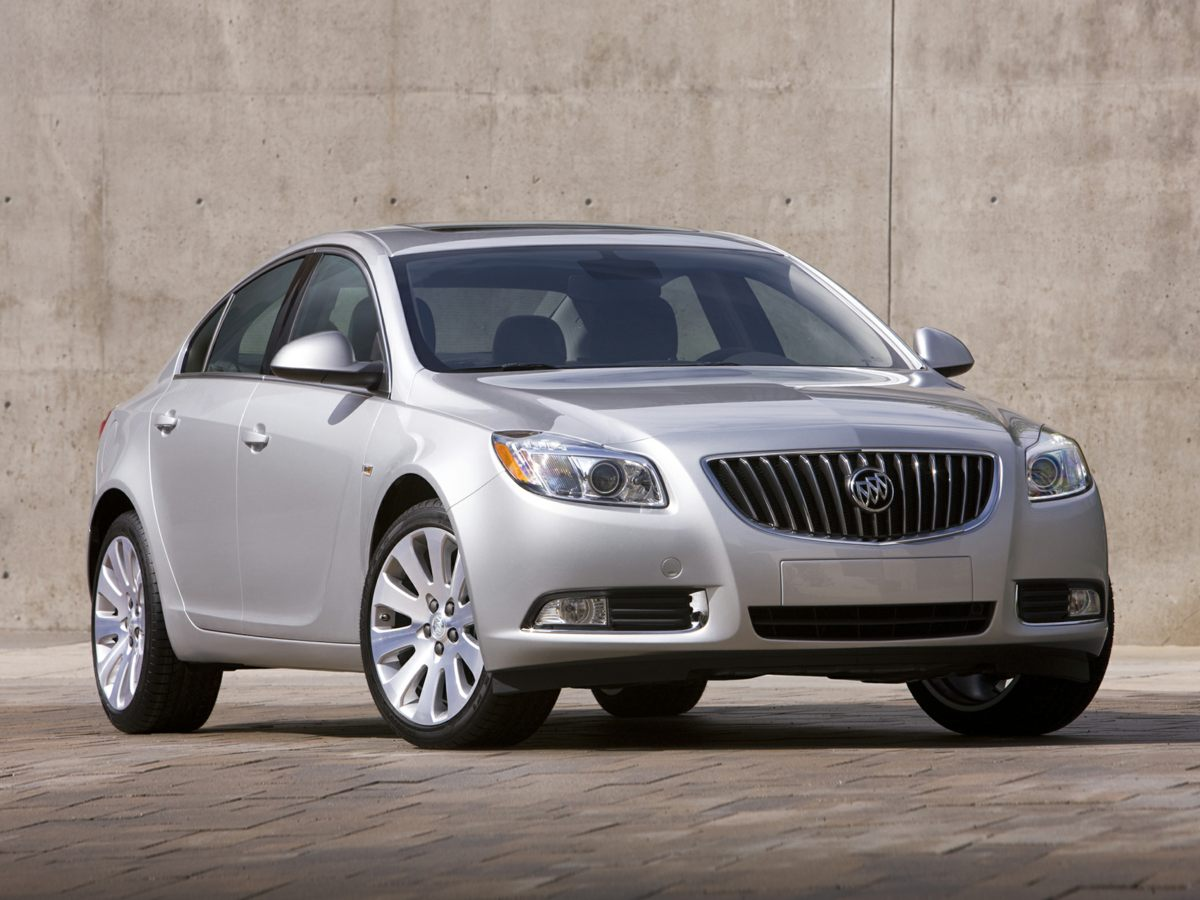 2012 Buick Regal Premium 1 Silver Regal Premium 1 Turbo and GM Certified Flex Fuel Dont wait an