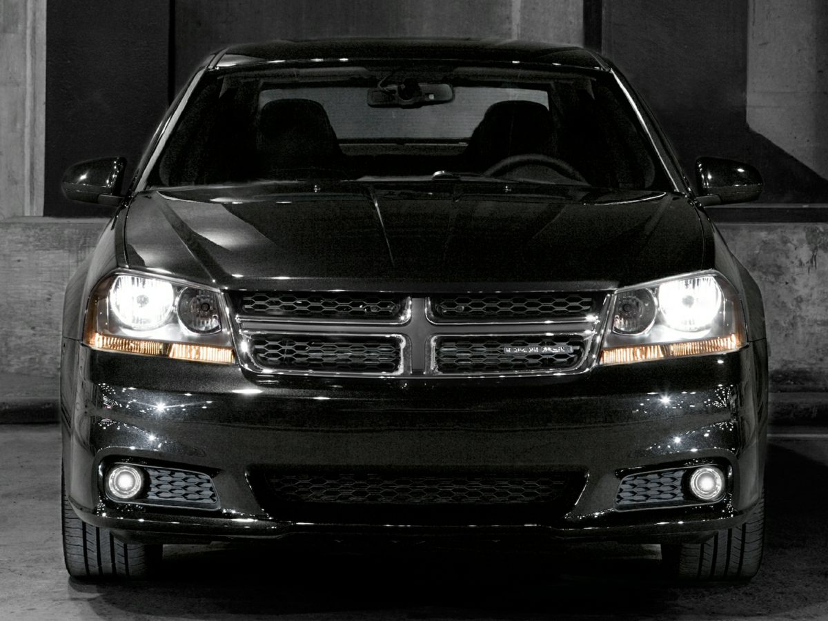 2013 Dodge Avenger SXT Blue Hold on to your seats Its time for Mac Haik Dodge Chrysler Jeep Ram