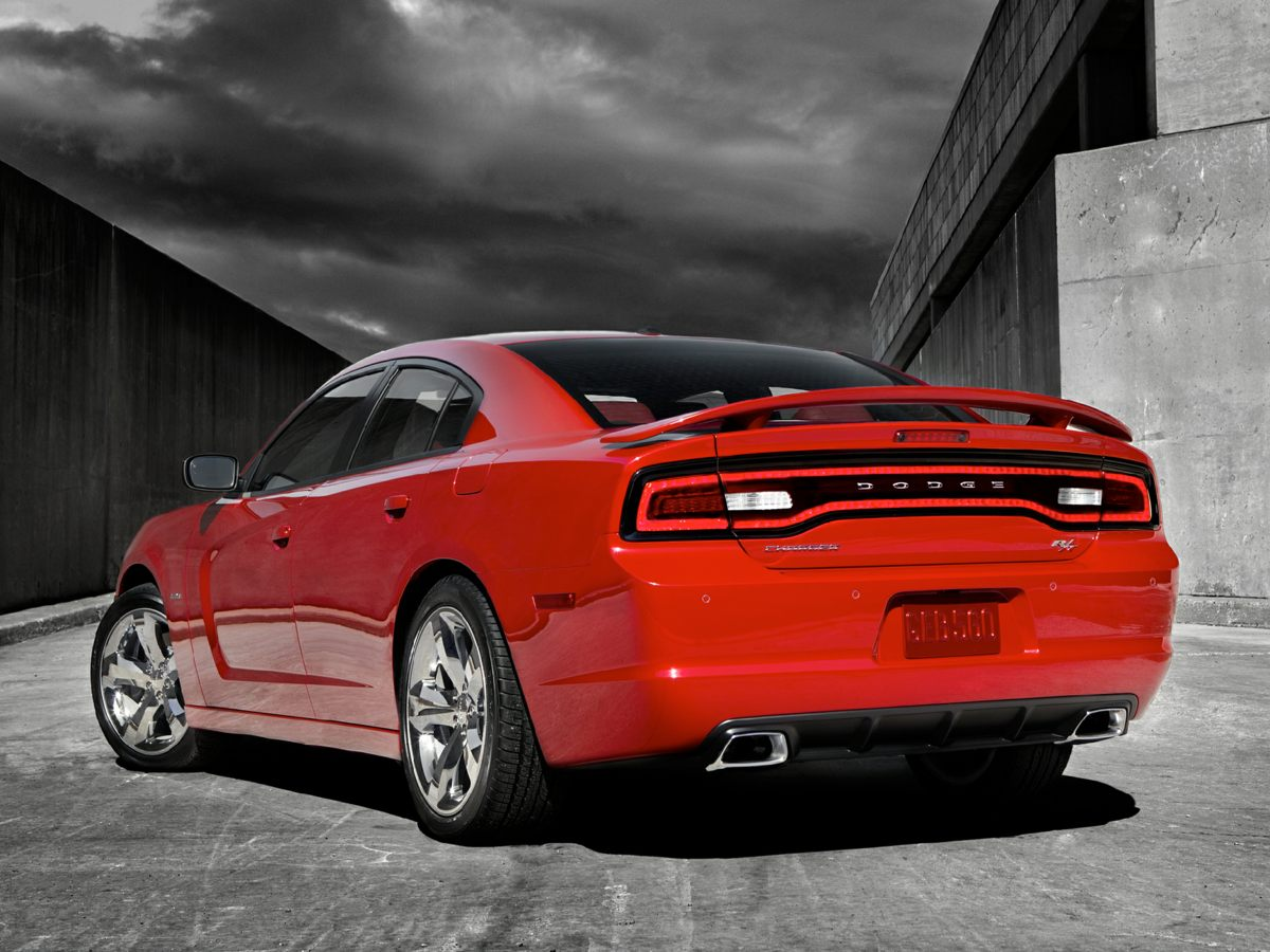2014 Dodge Charger RT Black Get yourself in here Real Winner Set down the mouse because this