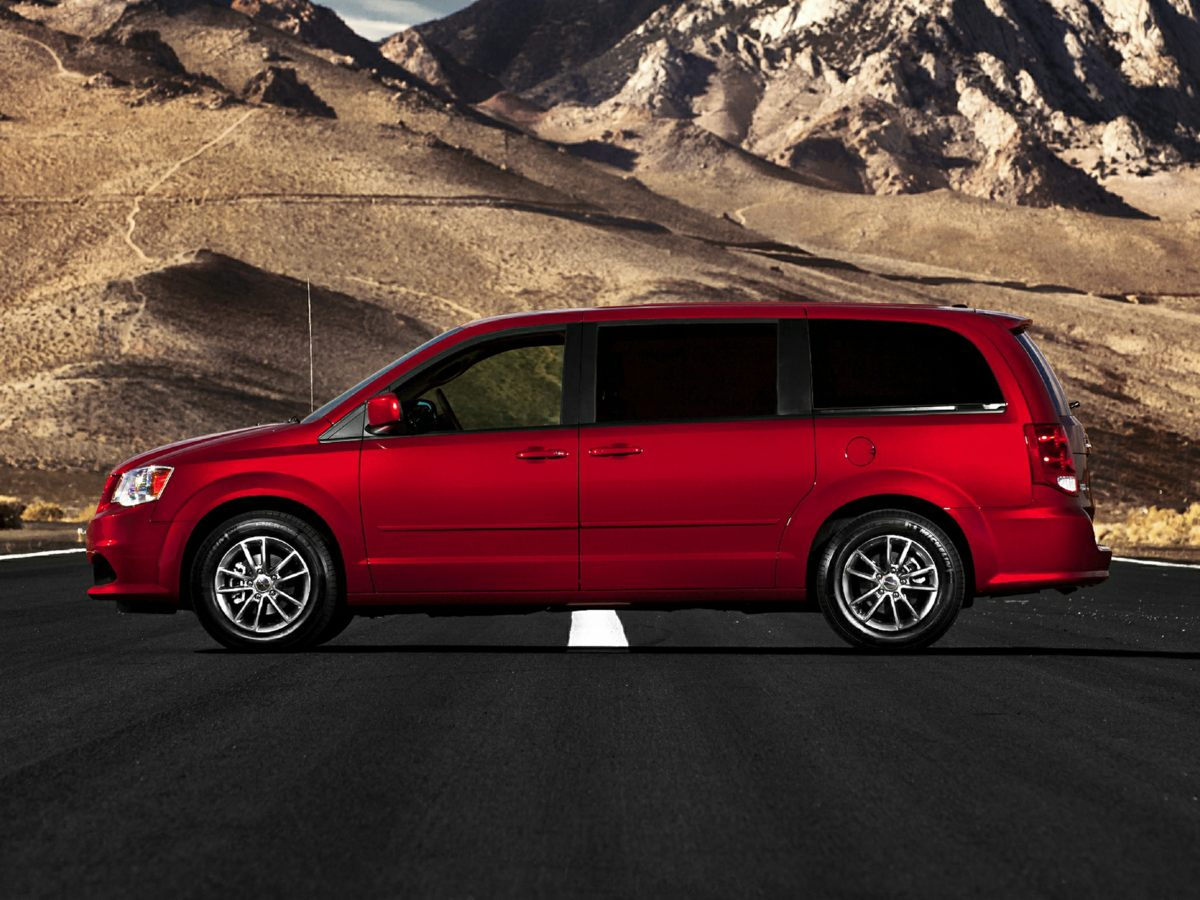 2014 Dodge Grand Caravan Red 316 Axle Ratio17 x 65 Steel WheelsCloth Low-Back Bucket Seats2