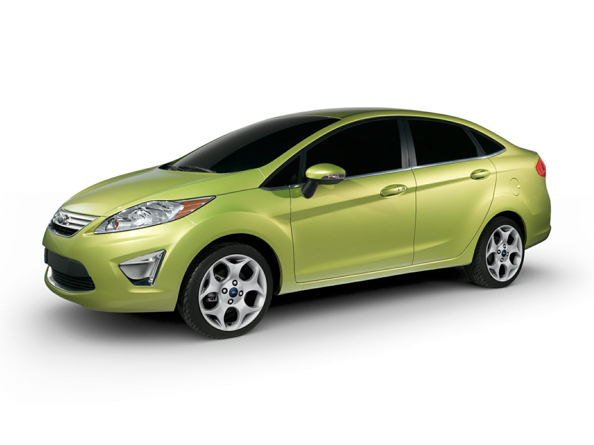 Pre Owned 2012 Ford Fiesta S 4d Sedan In Virginia Beach Yc31404