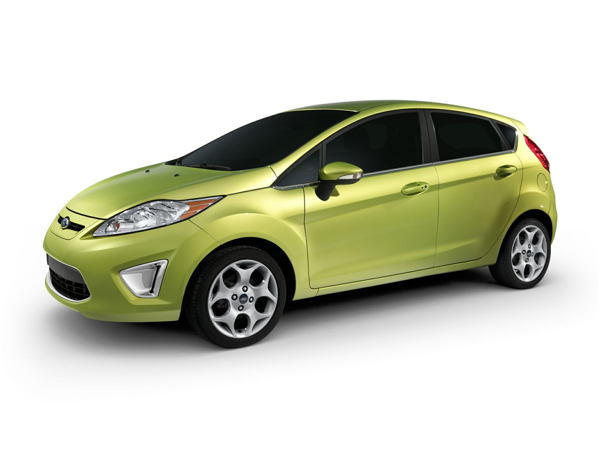 2012 Ford Fiesta SE Black Awards   2012 IIHS Top Safety Pick    2012 KBBcom 10 Best Coolest