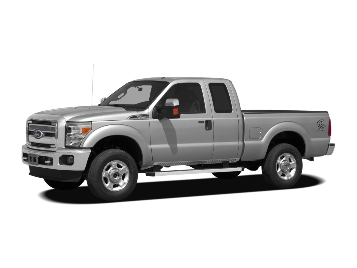 2011 Ford Super Duty F-250 XLT 4D Crew Cab