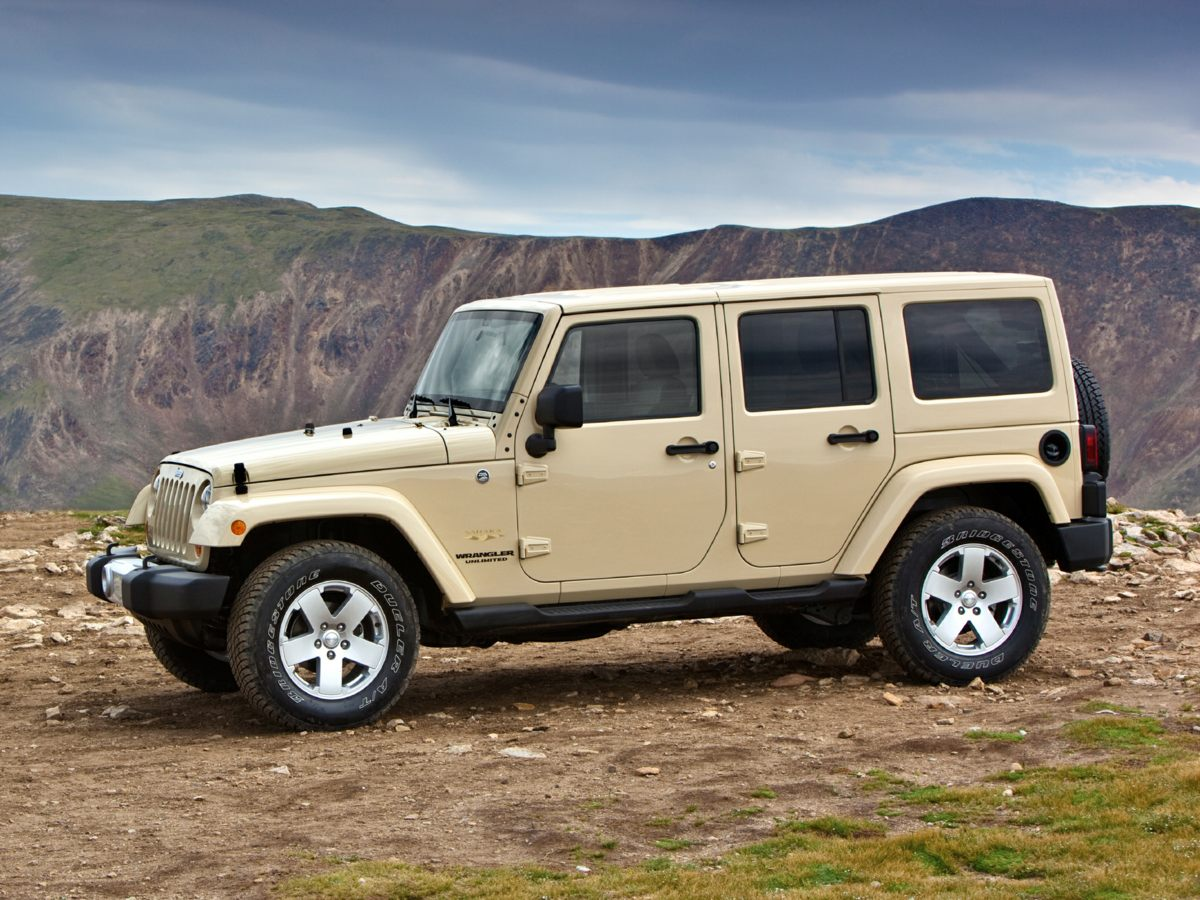 2014 Jeep Wrangler Unlimited Rubicon You win 4 Wheel Drive Stop clicking the mouse because this