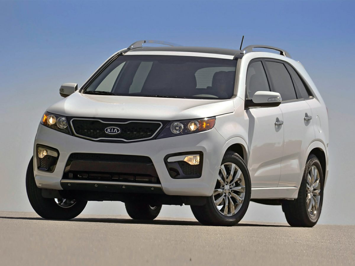2011 Kia Sorento SX 2011 Kia Sorento 35L V6 DOHC SXINCLUDED FEATURES  OPTIONS 10 Speakers