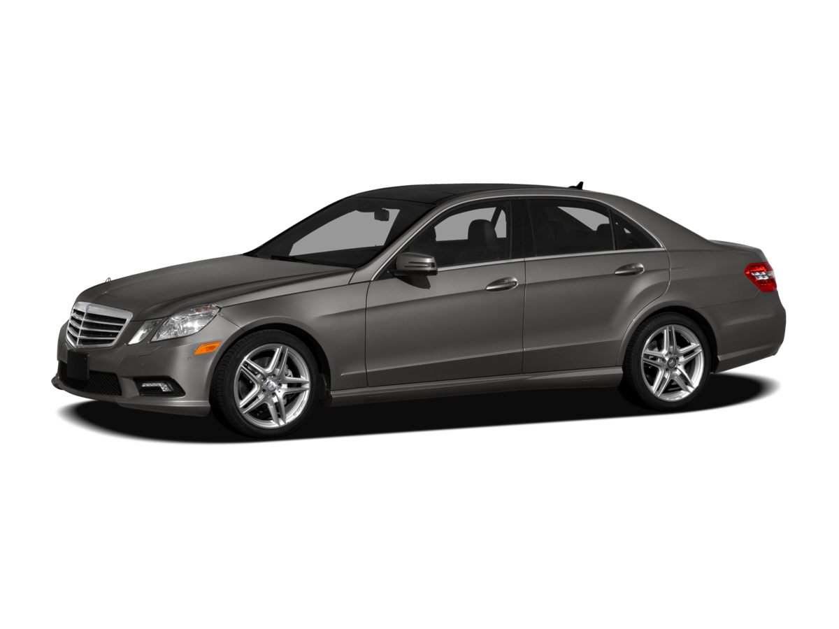 2011 Mercedes-Benz E-Class E350 Silver 17 Split 5-Spoke Alloy Wheels14-Way Power Adjustable Fro