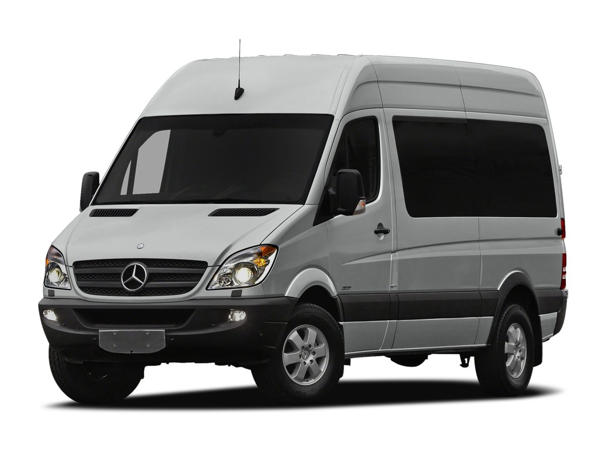 2011 Mercedes-Benz Sprinter 2500 Passenger 144 WB Black 2011 Mercedes-Benz Sprinter 2500 Passenge
