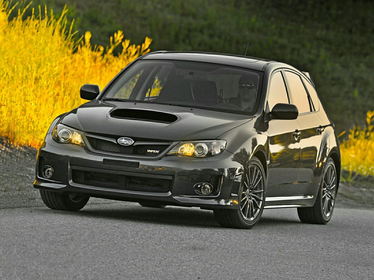 2011 Subaru Impreza WRX 17 Alloy WheelsRadio AMFMCDMP3WMA w6 Speakers4-Wheel Disc Brakes