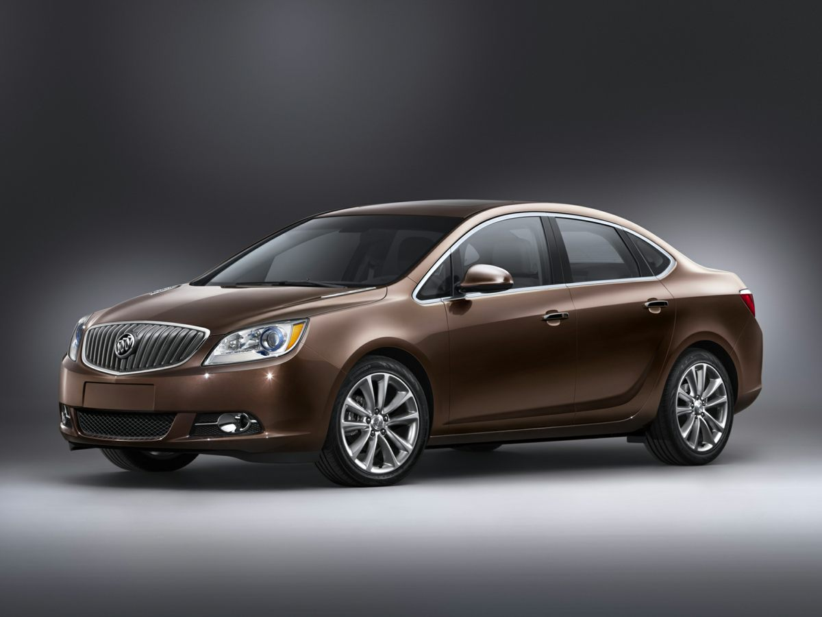 2016 Buick Verano Convenience Group White Its time for Penske Cadillac-Hummer Get ready to ENJO