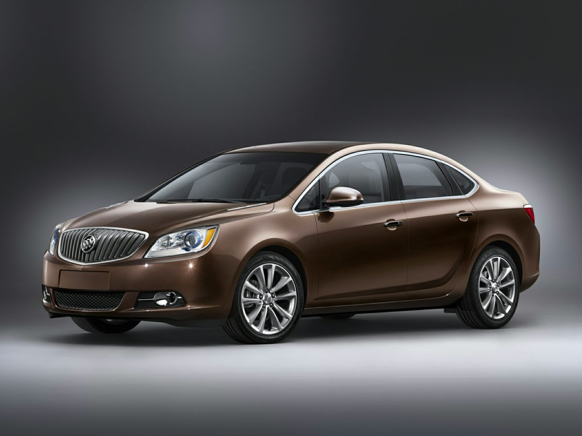 2015 Buick Verano Leather Group White Net Price includes 1000 - General Motors Consumer Cash P