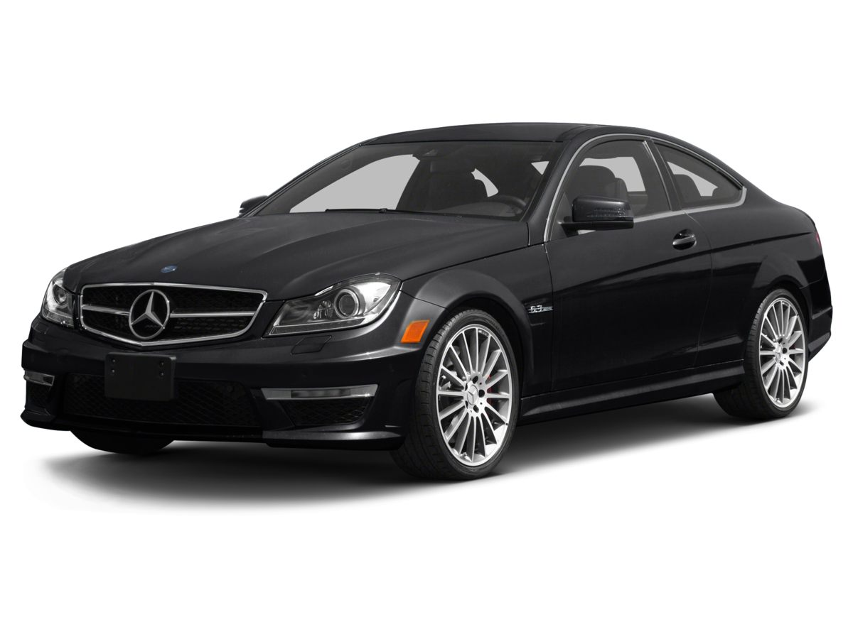 2012 Mercedes-Benz C-Class C63 AMG- Gray 18 AMG- Twin 5-Spoke Design WheelsAMG- Heated Front