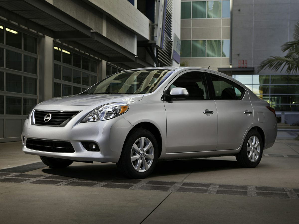 2014 Nissan Versa 16 S Black Hurry and take advantage now Welcome to CarX Depot NATIONWIDE L