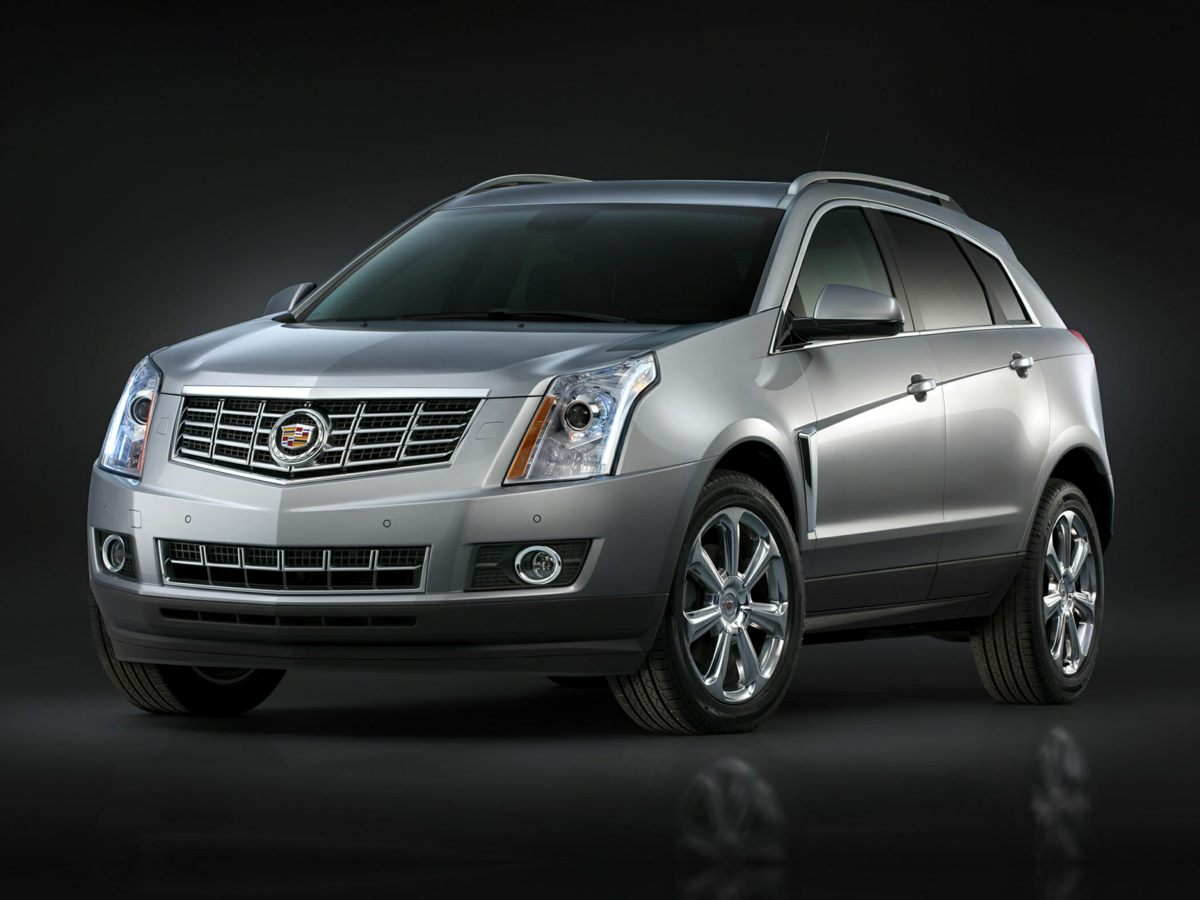 2015 Cadillac SRX Luxury Black Stability and traction control are road adaptive Take charge of t