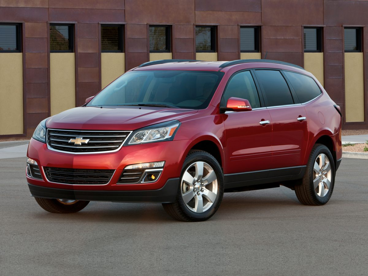 2016 Chevrolet Traverse LT Cloth