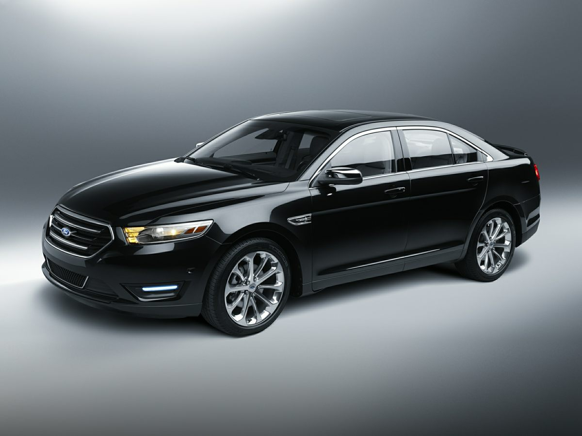 2013 Ford Taurus Limited Clean Carfax Leather Non Smoker and One Owner Leather All the right i