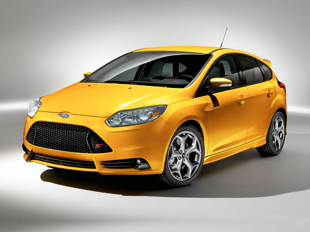 2013 Ford Focus ST Black Turbo You Win Stop clicking the mouse because this 2013 Ford Focus ST