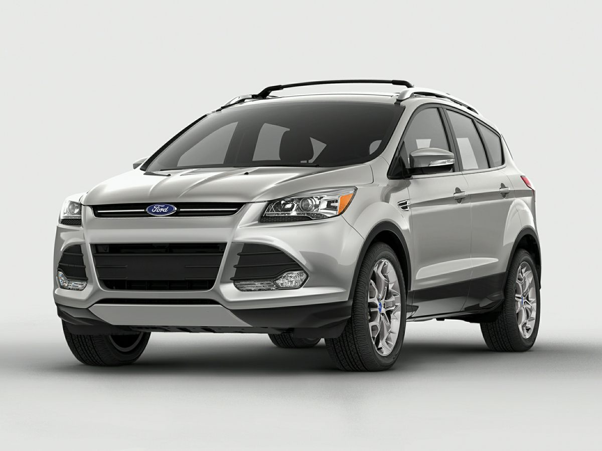 2013 Ford Escape SE Black Escape SE 4D Sport Utility EcoBoost 16L I4 DGI DOHC Turbocharged VCT