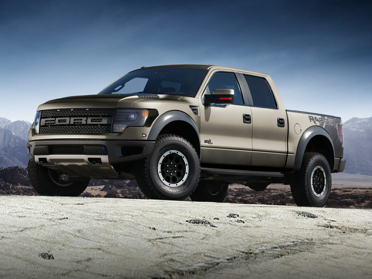 2014 Ford F-150  Extended Cab Pickup Slide