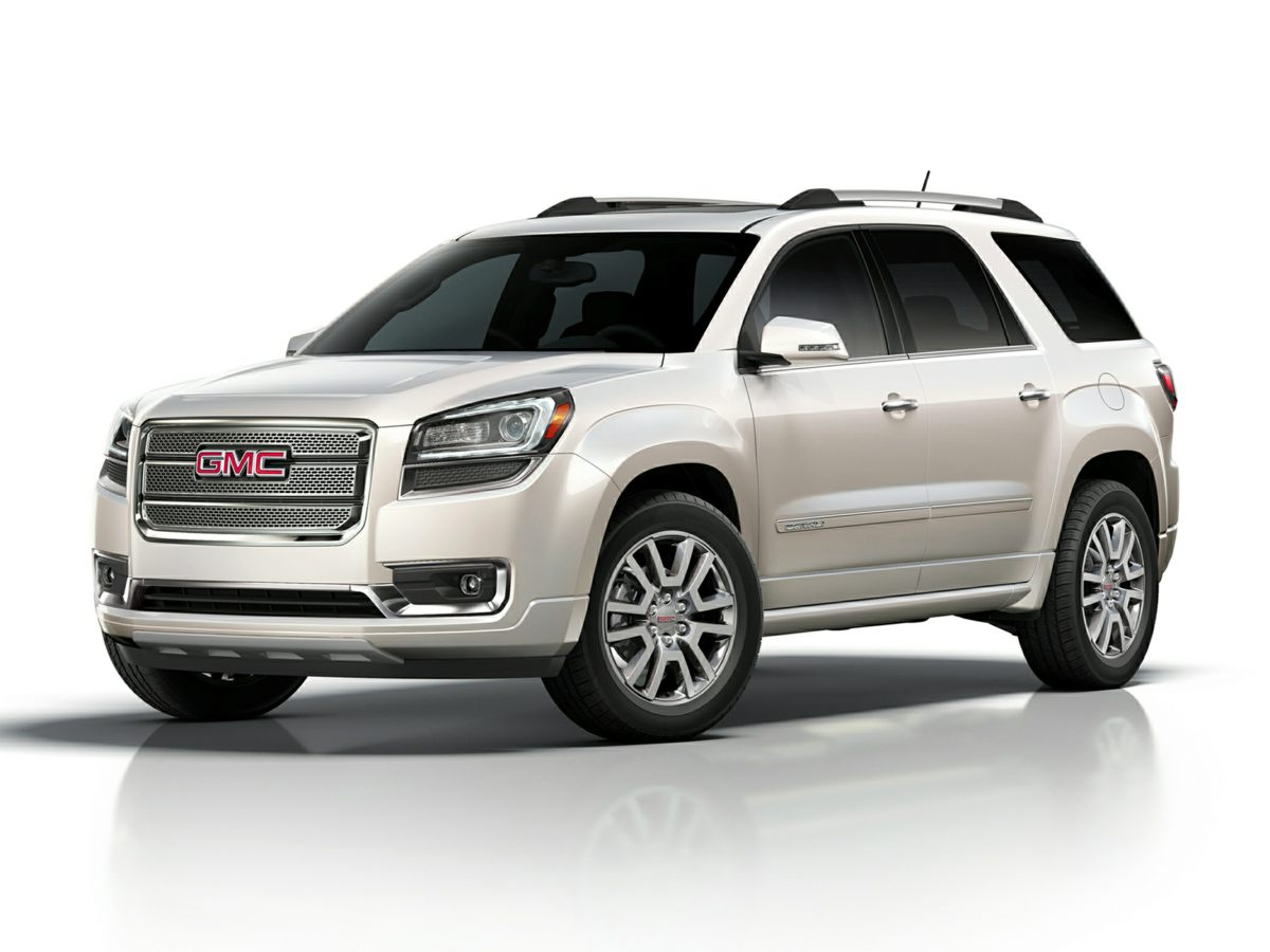 2015 GMC Acadia Denali Gray Net Price includes 500 - General Motors Bonus Cash Program Exp 03
