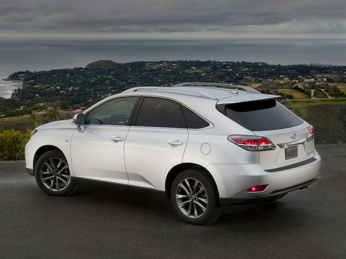2013 Lexus RX 350 Silver AWD-F Sport-NAVIGATION Ready to roll Hurry and take advantage now Th