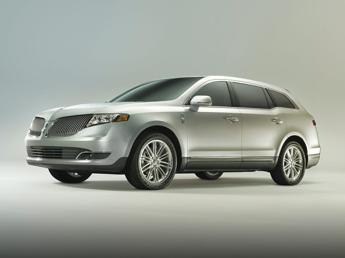 2014 Lincoln MKT EcoBoost White CARFAX One-Owner Clean CARFAX White Platinum Metallic Tri-Coat