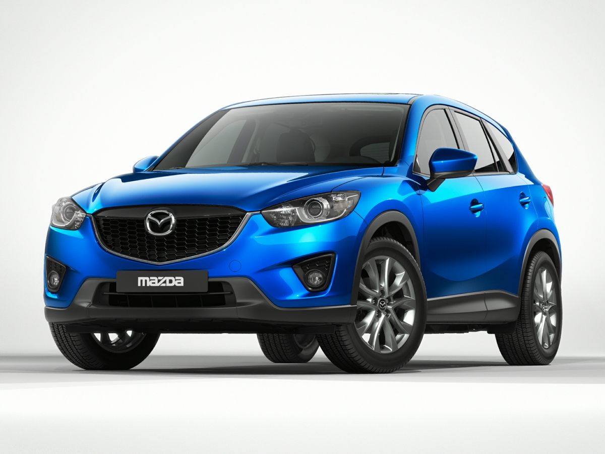 2015 Mazda CX-5 Grand Touring Blue 4D Sport Utility SKYACTIV 25L 4-Cylinder DOHC 16V and AWD I