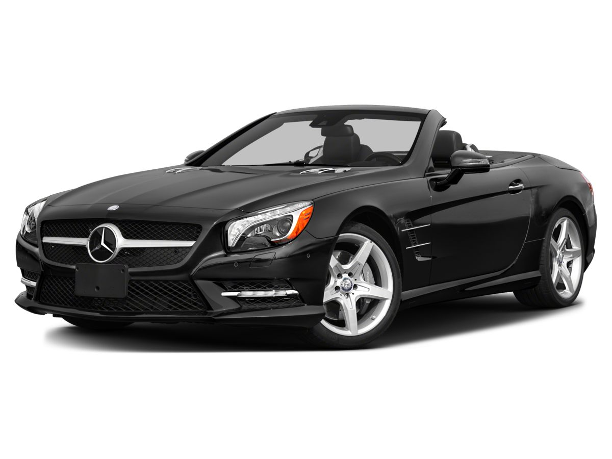 2013 Mercedes SL-Class SL550 18 x 85  18 Fr x 95 Rr Twin 5-Spoke WheelsLeather UpholsteryR