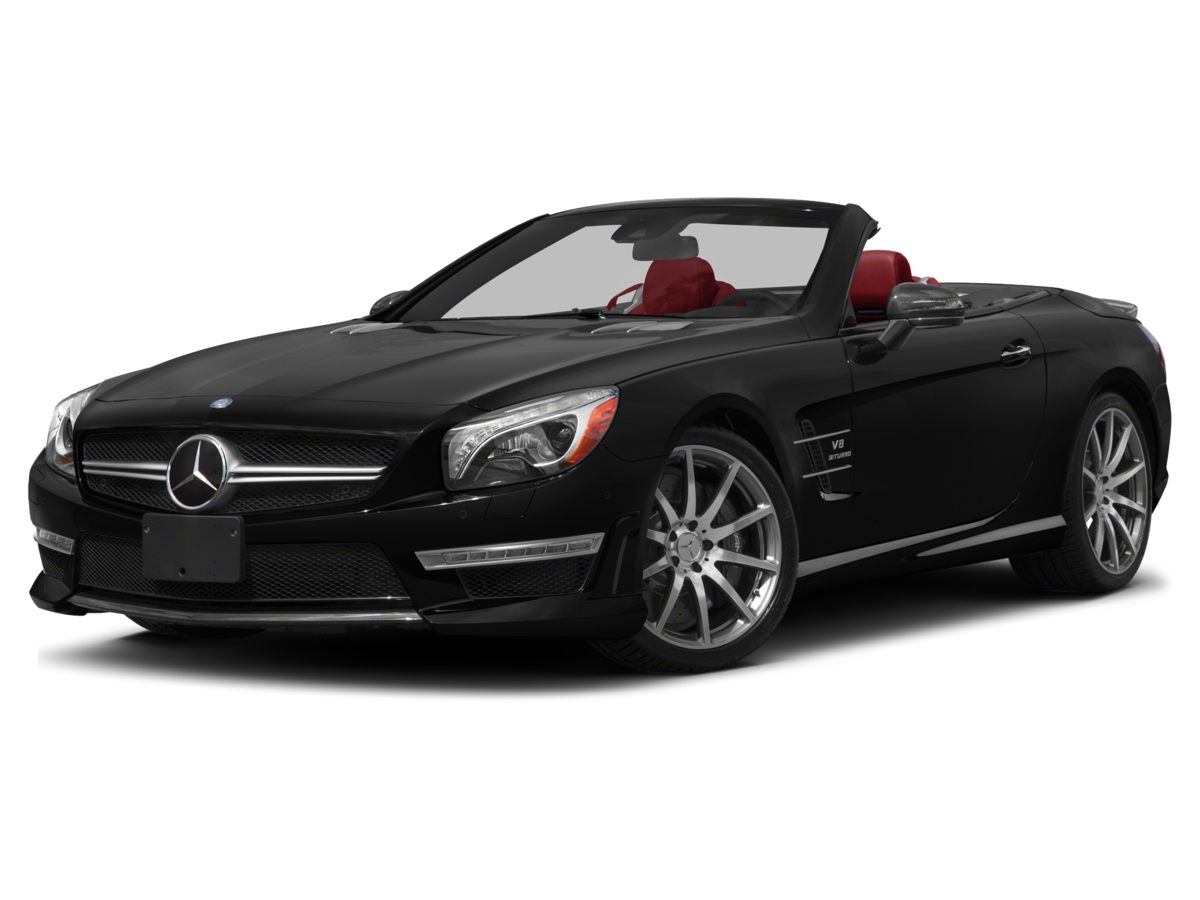 2013 Mercedes SL-Class SL63 AMG- 19 AMG- Twin 5-Spoke WheelsMulticontour SeatsAMG- Premium Le
