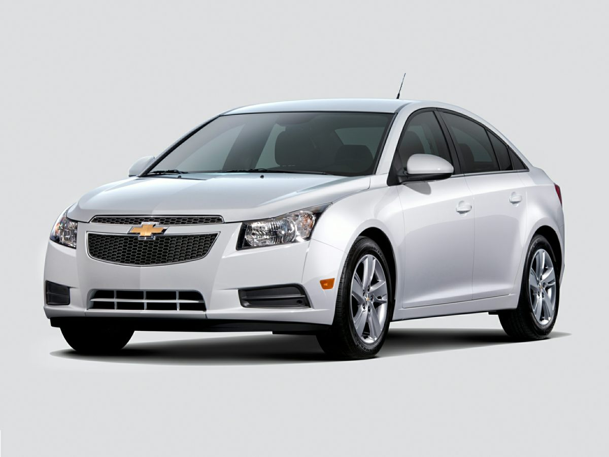 2014 Chevrolet Cruze Diesel Silver Your lucky day Youll NEVER pay too much at Champion Chevrolet
