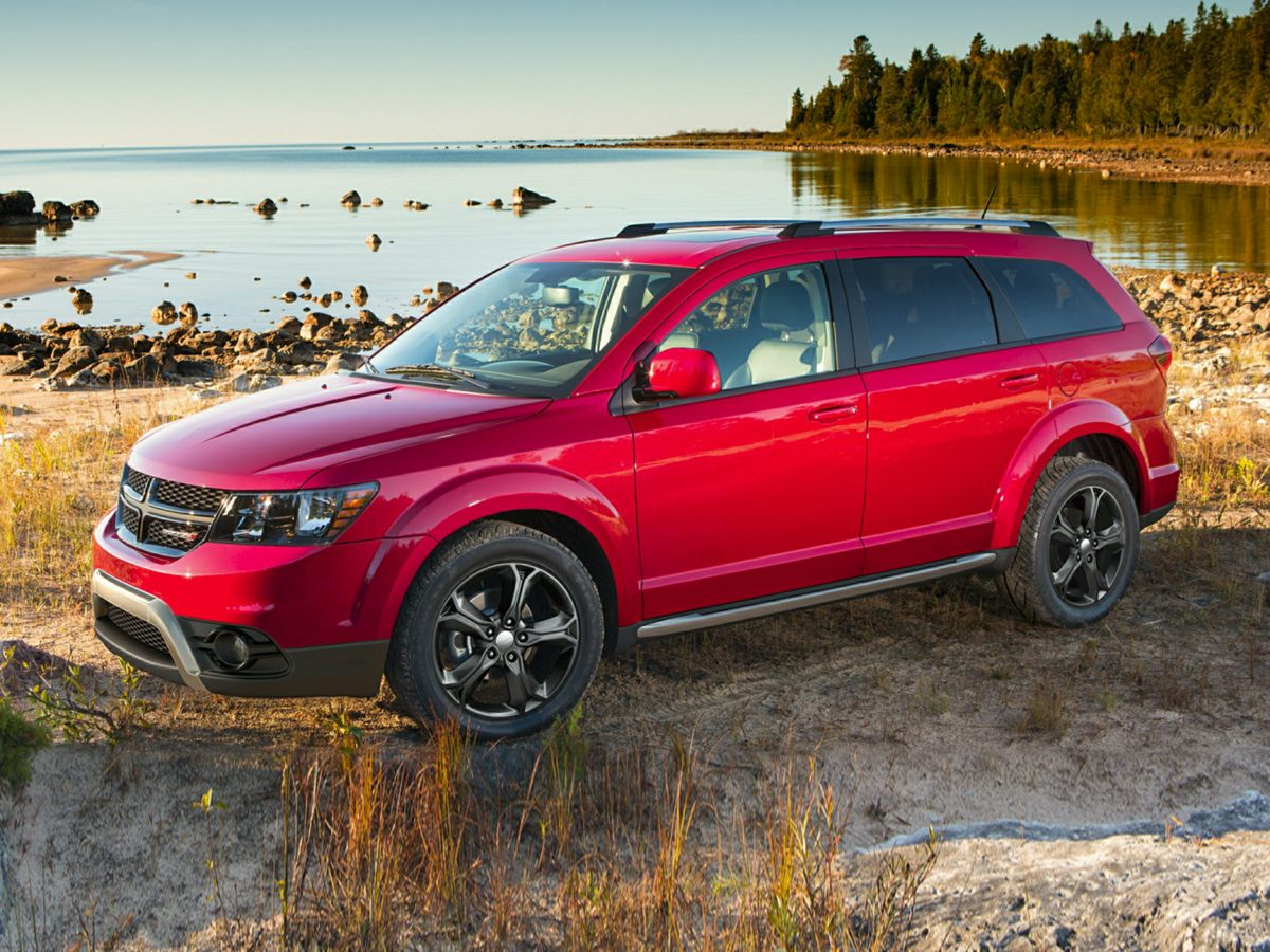2014 Dodge Journey Crossroad Gray You Win Yeah baby Take your hand off the mouse because this