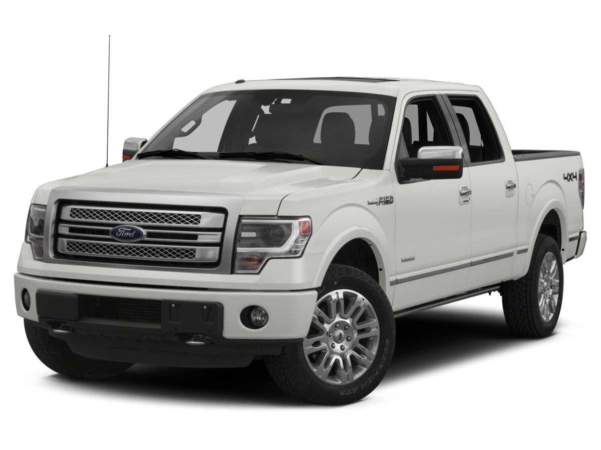2014 Ford F-150 Platinum Black Black 2014 Ford F-150 RWD 6-Speed Automatic Electronic EcoBoost 35