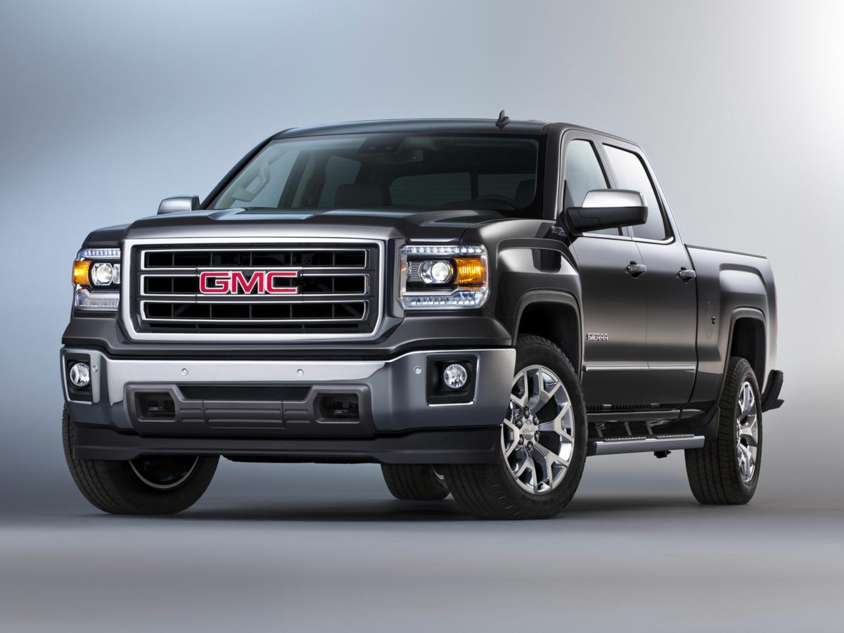 2015 GMC Sierra 1500 SLT Black Net Price includes 1500 - General Motors Bonus Cash Program Ex