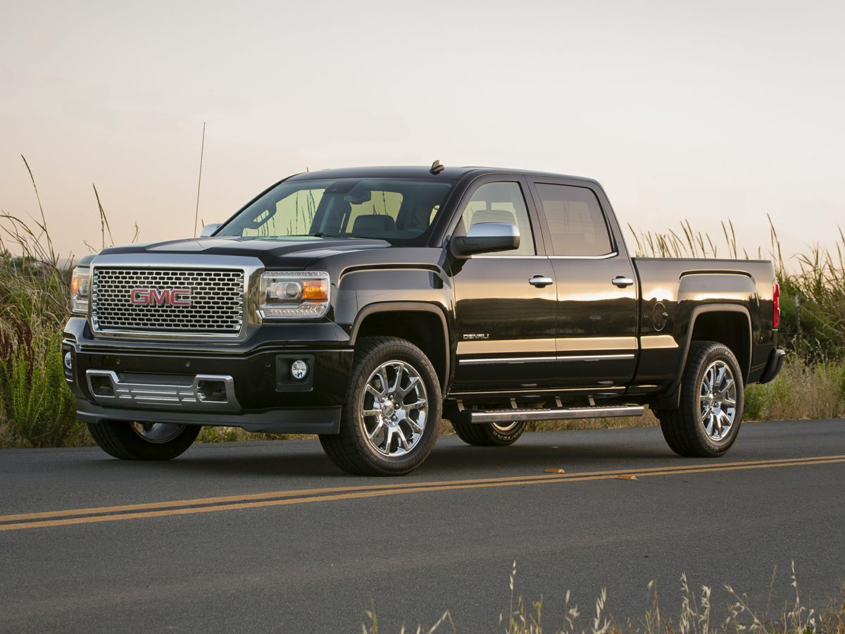 2015 GMC Sierra 1500 Denali Silver Net Price includes 1500 - General Motors Consumer Cash Prog