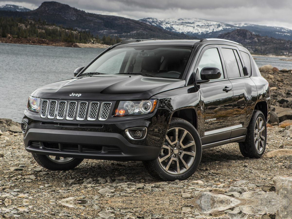 2014 Jeep Compass Latitude Gray Yeah baby Yes Yes Yes How would you like cruising off in thi