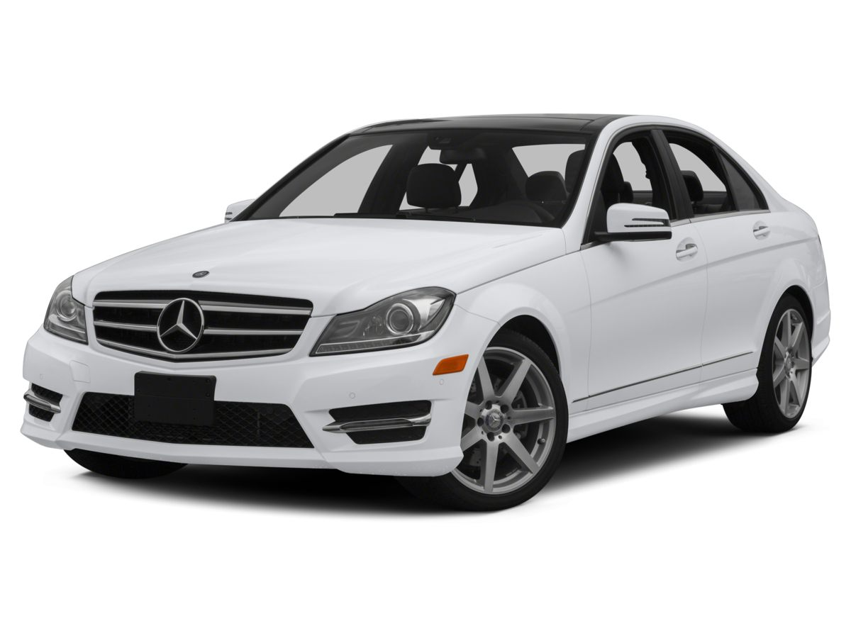2014 Mercedes C-Class C350 Heated Front Bucket SeatsMB-Tex UpholsteryRadio HD AMFM Single Disc