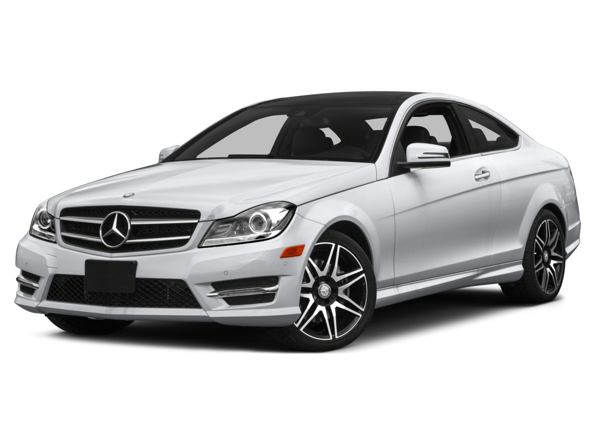 2014 Mercedes C-Class Heated Front Bucket SeatsMB-Tex UpholsteryRadio harmankardon Logic 7 Surr