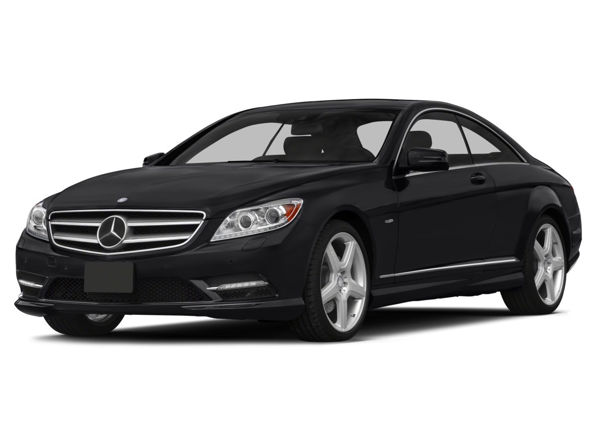 2014 Mercedes CL-Class CL550 4MATIC- 18 5-Spoke Light-Alloy WheelsHeated  Active Ventilated Fro