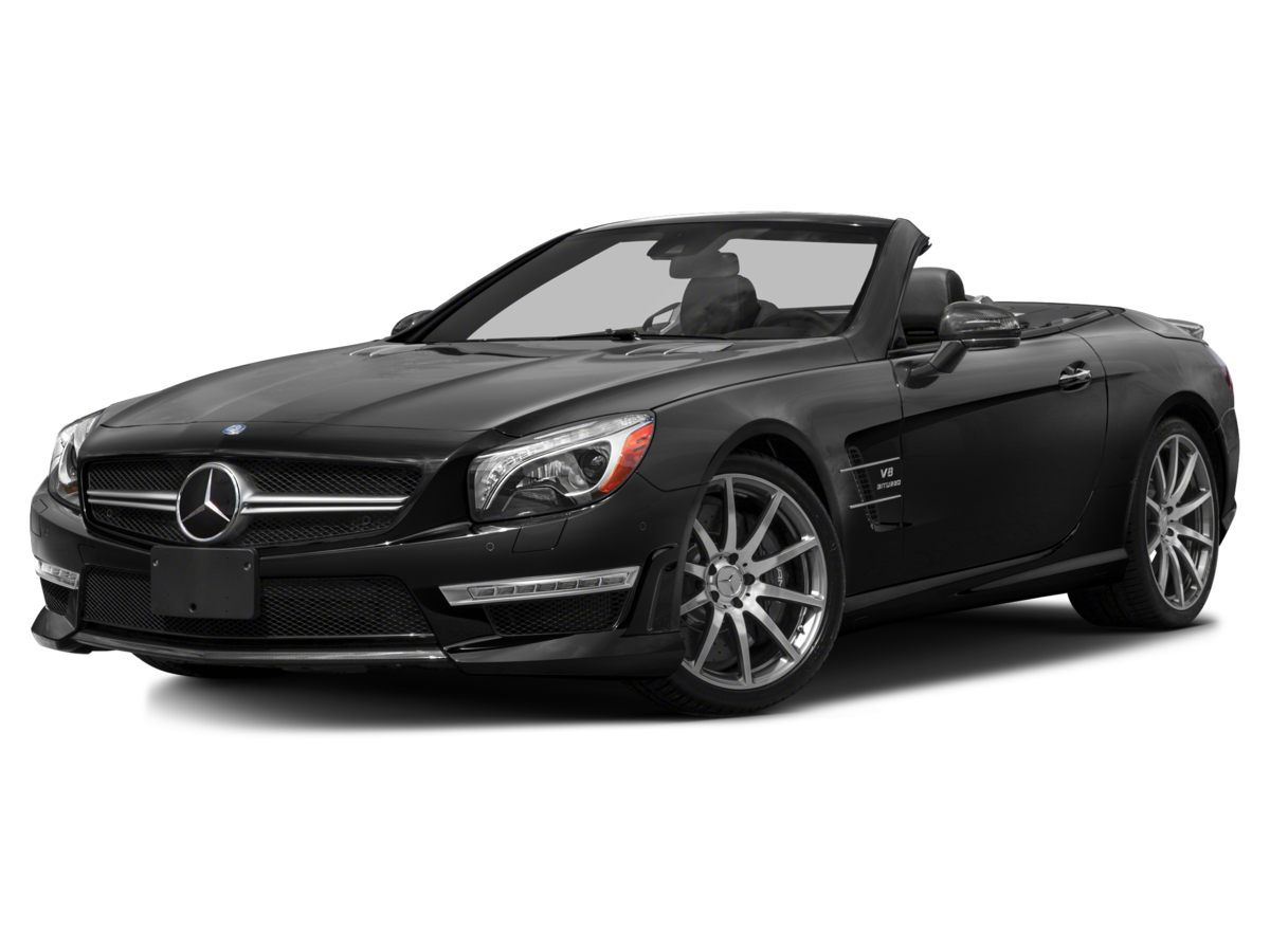 2014 Mercedes SL-Class SL63 AMG- Multicontour SeatsAMG- Premium Leather UpholsteryRadio COMAND