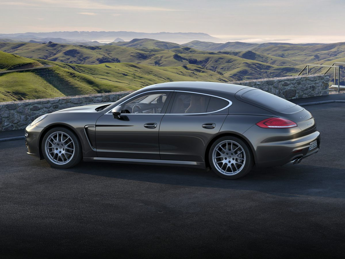 2016 porsche panamera 4s executive used cars in waukesha wi 53186. Black Bedroom Furniture Sets. Home Design Ideas
