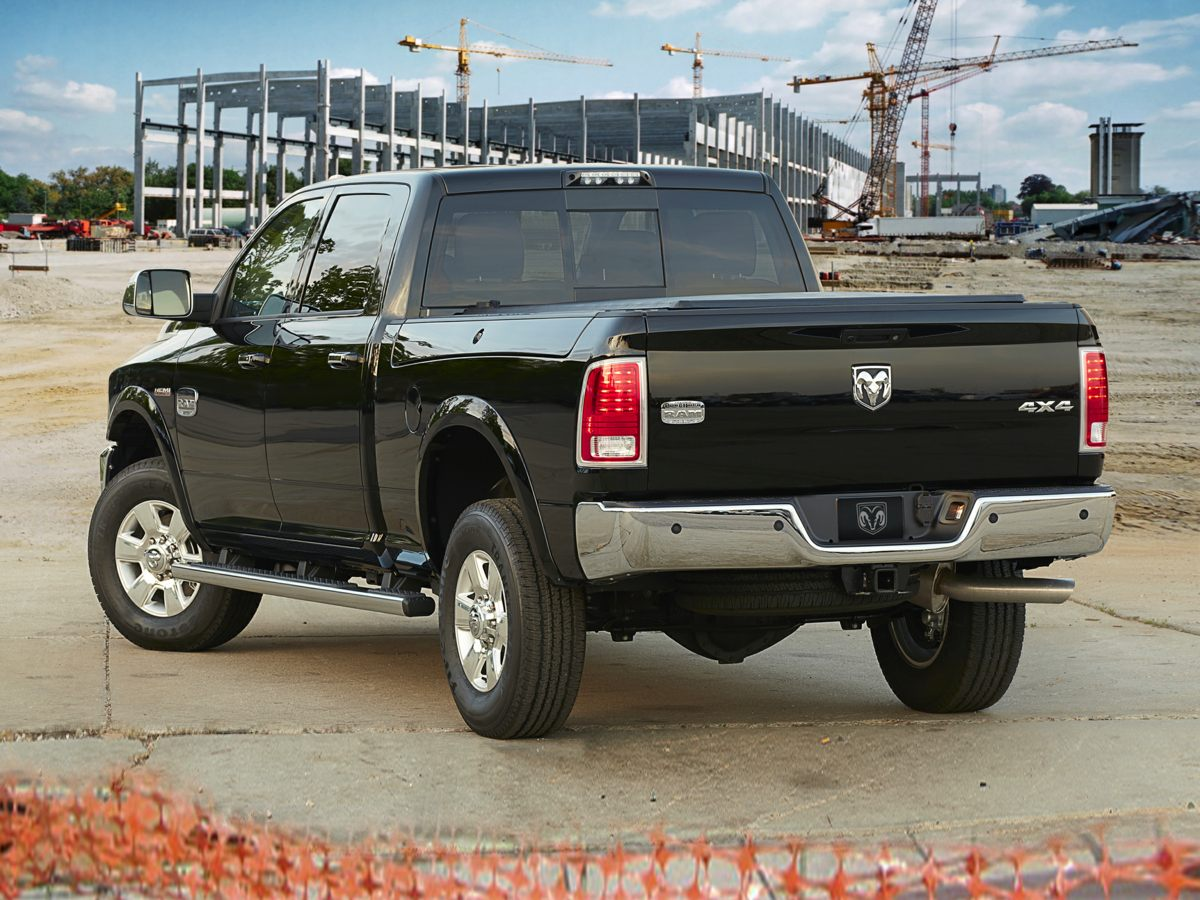 2014 Dodge Ram 2500 Laramie Black Right truck Right price Why pay more for less When was the