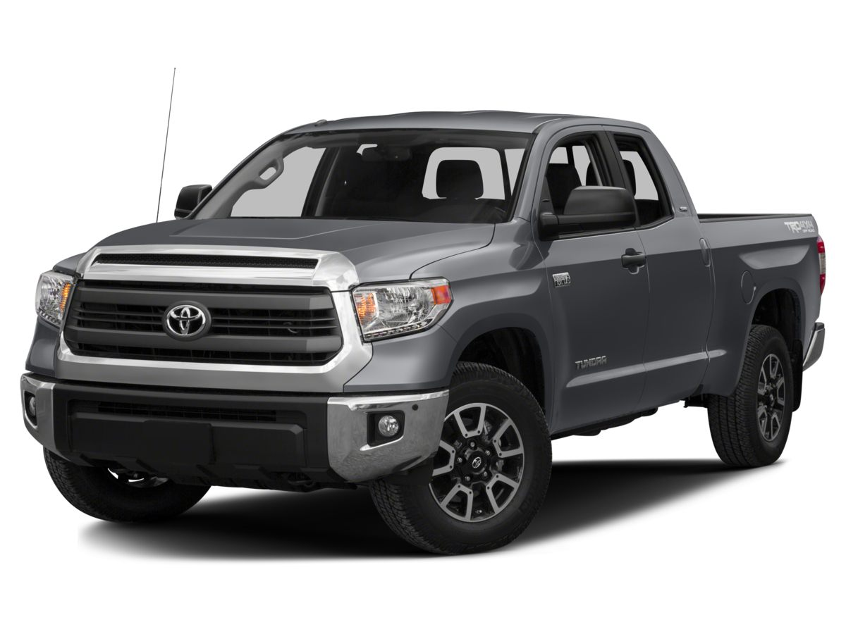 2015 Toyota Tundra Gray 430 Axle Ratio4-Wheel Disc BrakesAir ConditioningElectronic Stability