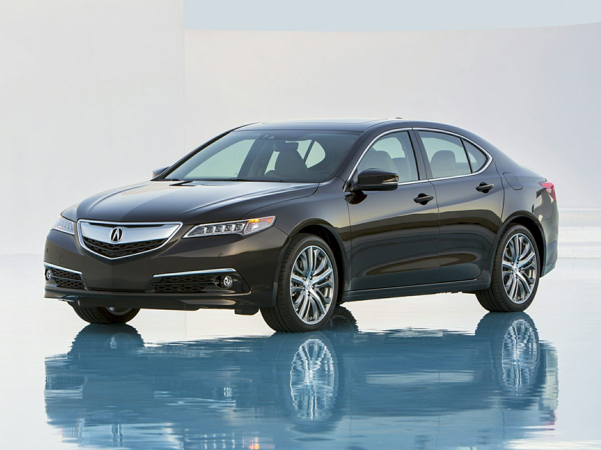 2017 Acura TLX 2.4L w-Technology Package