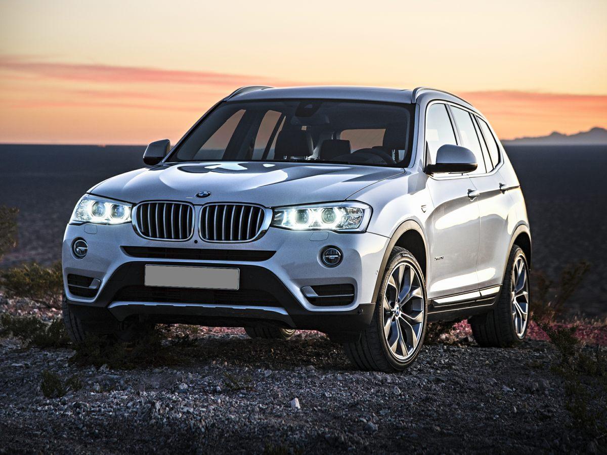 2015 BMW X3 sDrive28i Blue 9 SpeakersAMFM radioCD playerHands-Free Bluetooth  USB Audio Conn