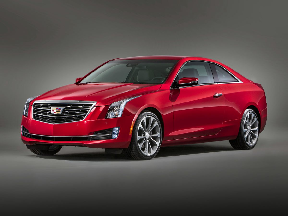 2015 Cadillac ATS 36L Premium Gray Soccer mom approved Keep your eyes on the prize Put down