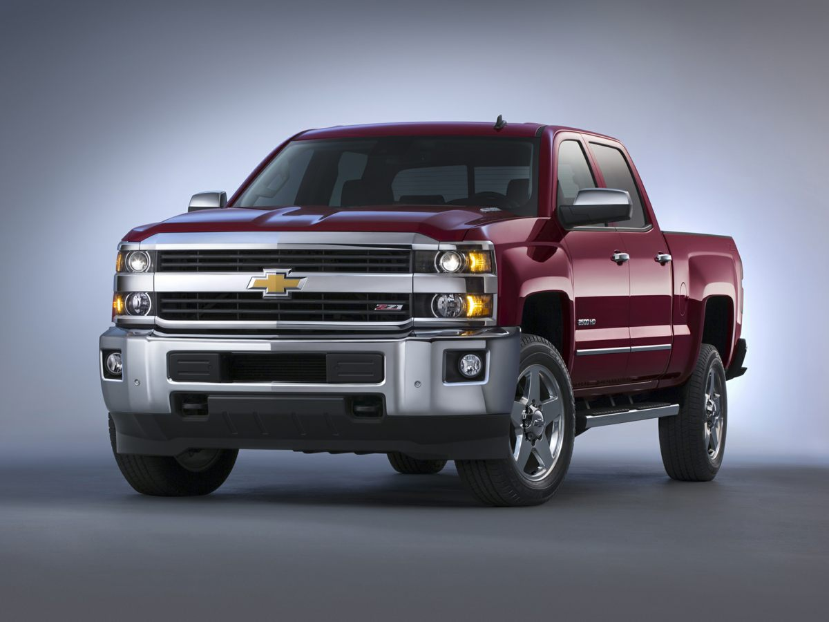 Used 2015 Chevrolet Silverado 2500HD