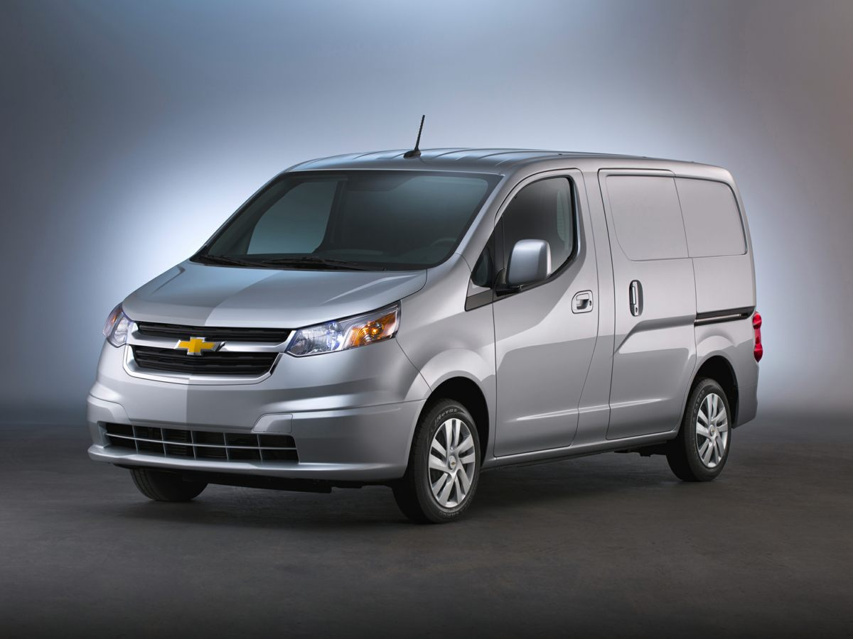 2015 Chevrolet City Express 1LS Silver 4428 Axle Ratio15 Steel WheelsFront Bucket SeatsCusto