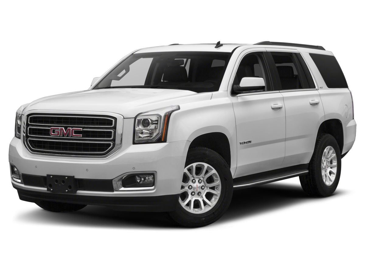 2015 GMC Yukon SLE Silver Terrific fuel economy for an SUV Traction control keeps you from slip