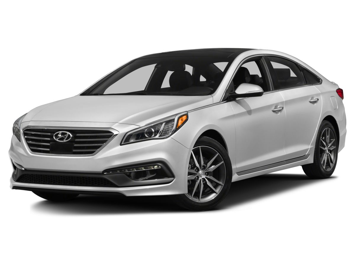 2015 Hyundai Sonata SE Gray Front Bucket SeatsPremium Cloth Seating SurfacesRadio AMFMSiriusX